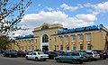 Железнодорожный вокзал Караганды - panoramio.jpg