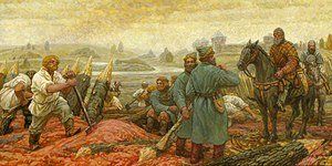 Crimean–Nogai raids into East Slavic lands - The Abatis Line.