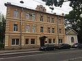 Здание бывшего Сиротского приюта Охтинского братства. Июнь 2016 год.jpg