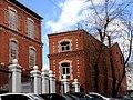 Кондитерский магазин при фабрике Большевик в Москве. Боковой фасад.jpg
