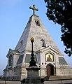 Миколаївська церква-піраміда на братському кладовищі 1.jpg