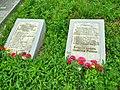 Олонец, братская могила у стадиона, олонецкие граждане, красные курсанты.jpg