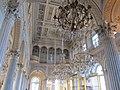 Оформление парадного зала. Эрмитаж. Петербург. Июль 2012 - panoramio.jpg