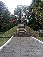 Пам'ятний знак воїнам-землякам, які загинули в роки Другої світової війни, с. Борщівський район.jpg