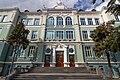 Парадный вход главного здания ЭУ - Варна.jpg