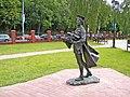 Полоцк. Скульптура на територии университета..jpg