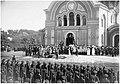 Праздник Бородинского полка. Император Александр III в Брестской крепости. 1886 год.jpg