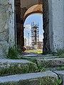 Реставрація Маріацької колони.jpg