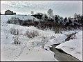 Речка Нахабинка (или Грязева) - panoramio.jpg