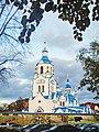 Собор Знамения (Тюменская область, Тюмень, улица Семакова, 13).JPG