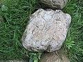 Столін. Камяні з-пад алтарнай часткі касцёла (05).jpg