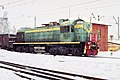 ТЭМ2-2703, Россия, Тверская область, станция Бологое-Московское (Trainpix 152401).jpg
