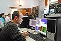Тернопільська обласна державна телерадіокомпанія - в апаратній - 11115512.jpg