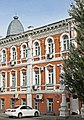 Фрагмент фасада бывшей бани Коробейникова, начало ХХ века.JPG