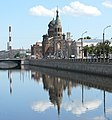 Церковь Воскресения Христова (наб.Обводного канала, 116).JPG