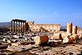 الحائط الشرقية لمعبد بل تدمر.JPG