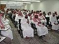محاضرة انفلونزا الخنازير ل منسوبي المسجد النبوي الشريف.JPG
