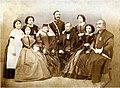 ისარლიშვილების ოჯახი. 1855წ.jpg