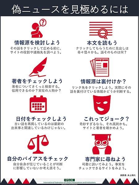 File:偽ニュースを見極めるには (How To Spot Fake News).jpg
