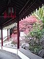 南京瞻园秋景图二.JPG