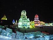 Harbin International Ice and Snow Sculpture Festival 2010
