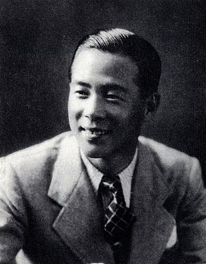 Music of Japan - Ichiro Fujiyama, influential ryūkōka singer