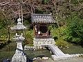 観心寺にて 弁天堂 2013.3.15 - panoramio.jpg