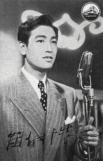 Kōji Tsuruta - Kōji Tsuruta in 1950.