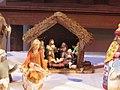 -2019-12-14 Nativity scene, Christmas tree festival 2019, Church of St John the Baptist, Trimingham (4).JPG