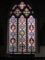 -2020-12-05 Stained glass east window, Saint Luke, All Saints, Gimingham.JPG