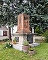 -87 Blankenhain Alter Friedhof Gedenkstein für die Gefallenen des I. Weltkrieges.jpg