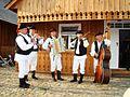 00062 Bilder von der Marktplatzeröffnung im Freilichtmuseum Sanok durch Minister Zdrojewski, am 16. September 2011.jpg