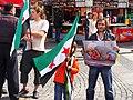 008524 Demonstration gegen das Massaker in der syrischen Ortschaft Al-Hula in Prag, Tschechien, am 1. Juni 2012.jpg