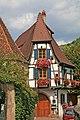 00 2081 Fachwerkgebäude in Kaysersberg - Frankreich.jpg