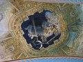 034 Castell de Púbol (Casa Museu Gala Dalí), saló dels escuts, trompe-l'oeil del sostre.jpg