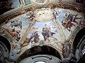 0369 - Siracusa - Duomo - Agostino Scilla, Affreschi cappella del Sacramento (1657) - Elia e l'angelo, Daniele e Abacuc - Foto Giovanni Dall'Orto, 15-Oct-2008.jpg