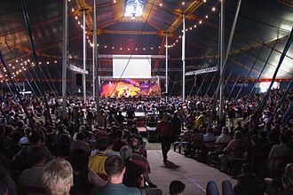 Moers Festival - Image: 040530 1346 rothenberg