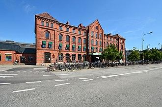 Malmö Central Station - Image: 070 Malmö centralstation