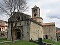 086 Sant Pere de Camprodon, angle sud-oest.JPG