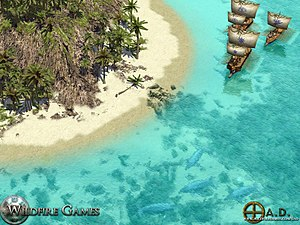 0 A.D. (video game) - Image: 0 A.D. game screenshot Discovery