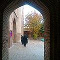 1حیاط مسجد جامع بروجرد.jpg