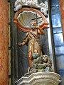 101 Església de Sant Miquel dels Reis (València), altar major, Sant Jeroni.jpg