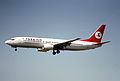 101by - Turkish Airlines Boeing 737-8F2; TC-JFM@ZRH;01.08.2000 (5362917023).jpg