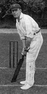 Jack Sharp Cricket player of England.