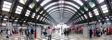 Gare de Milan-Centrale