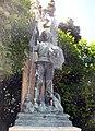 127 Sant Miquel Arcàngel, jardí de la Generalitat Valenciana.JPG