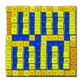 12 x 12 pandiagonal magic square.png
