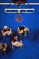 141100 - Wheelchair basketball Troy Sachs from above - 3b - 2000 Sydney match photo.jpg