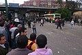 14 People watchning the riot sqad - Flickr - Al Jazeera English.jpg