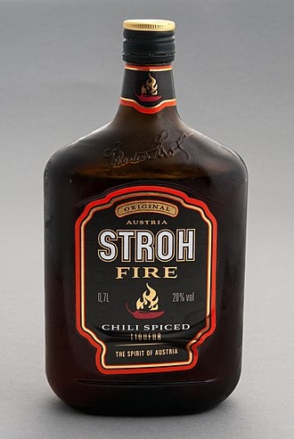 Stroh - Stroh Fire (chili spiced)